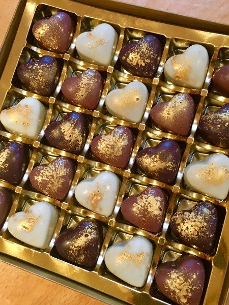 Heart of Gold Selection Box