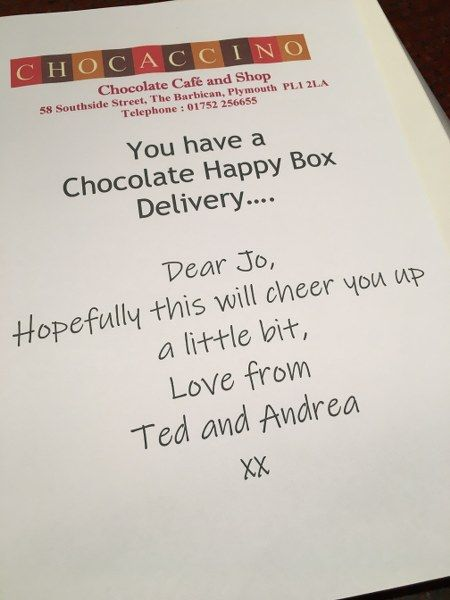 Chocolate Happy Box