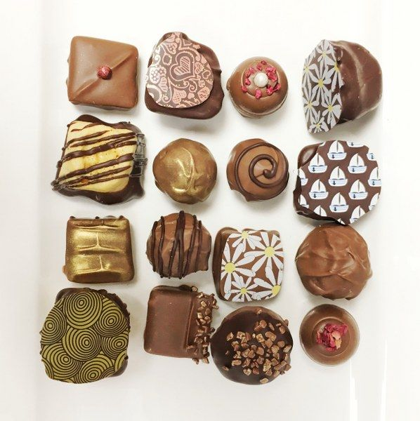 Chocolate Making Party for evening group bookings